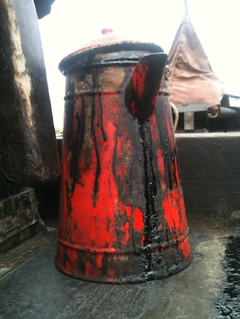2012: het teerkannetje is opgewarmd